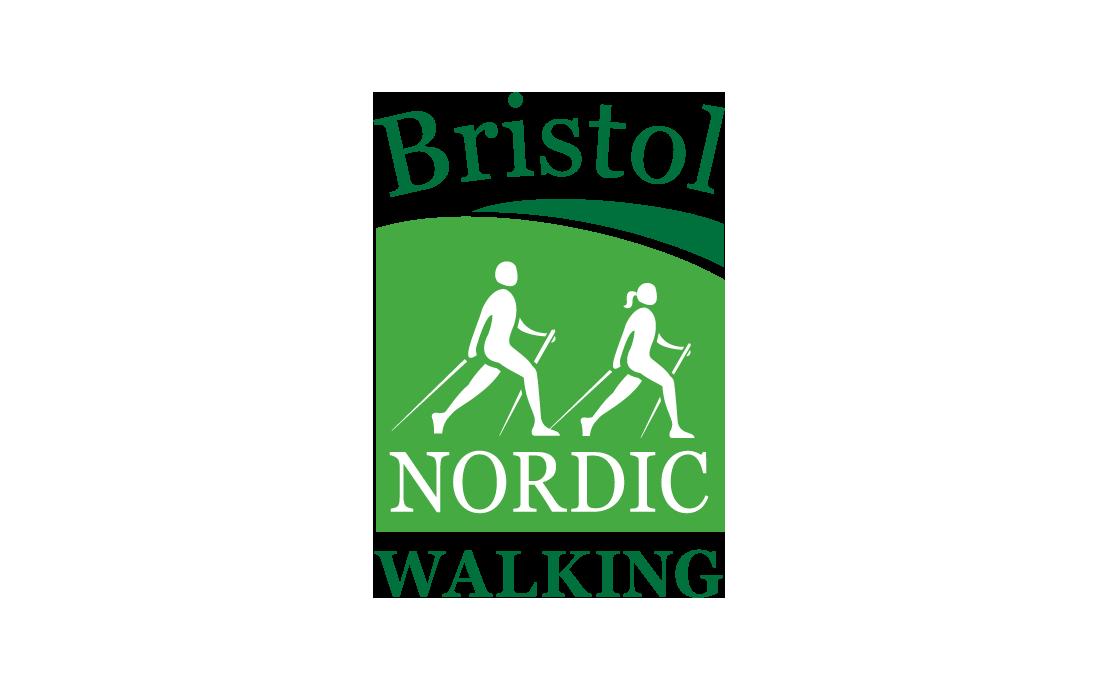 Bristol Nordic Walking - Logo design by Rebecca Holdstock