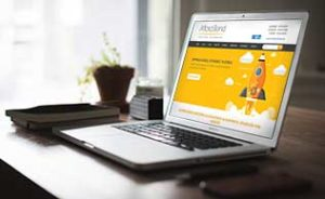 Afford Bond Website design by Rebecca Holdstock