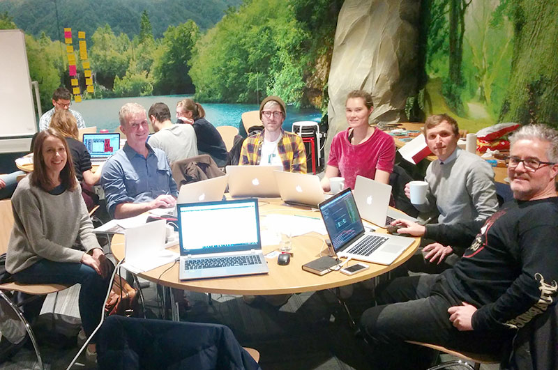 Building an accessible site in a day at do_action Bristol
